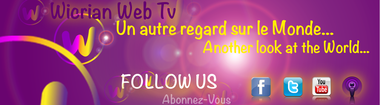 Wicrian Web Tv Follow us